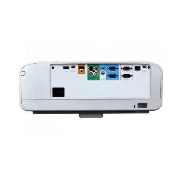 cổng kết nối máy chiếu viewsonic ps750w
