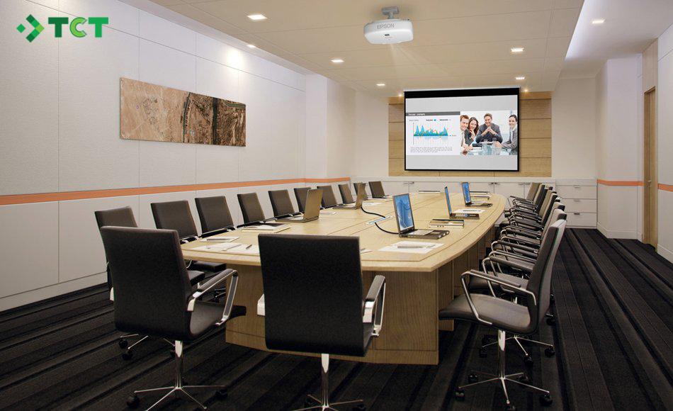 Máy chiếu Epson EB-W31 phòng họp