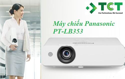 Máy chiếu Panasonic-PT-LB353 dành cho doanh nghiệp