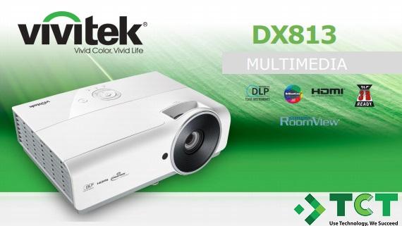 Máy chiếu Vivitek DX813 dành cho phòng họp