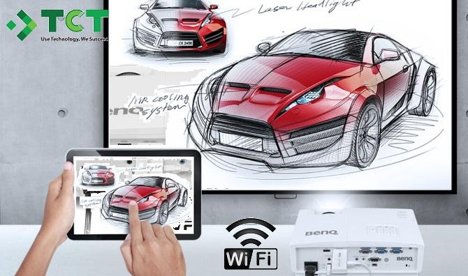 Wifi Dongle BenQ-QP20 QCast Mirror HDMI