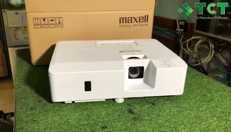 Hình ảnh máy chiếu Maxell EX303